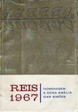 """Revista """"REIS"""" 1967 (N.º 1)"""