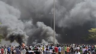 Yola Bomb Blast