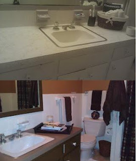 Low Cost Bathroom Renovation