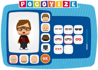 Pocoyize Avatar Face Maker