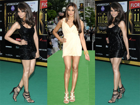 Bipasha Basu @ iifa Awards 2011 Pictures