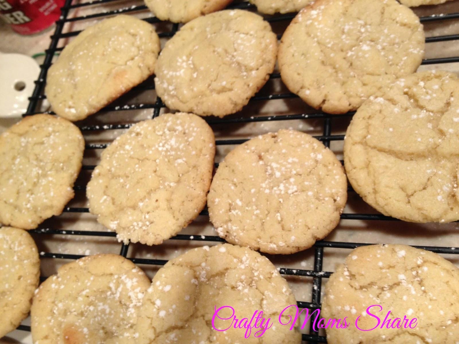 Cuban sugar cookies recipe