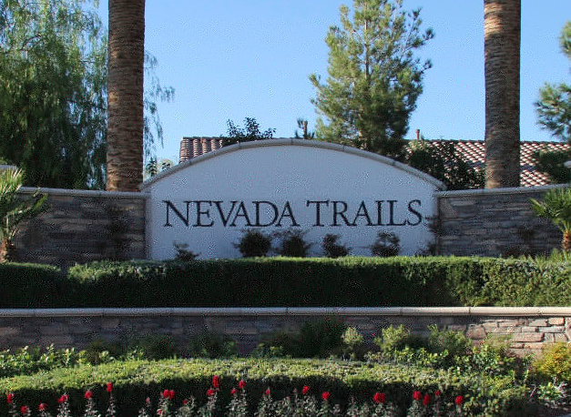 homes for sale in nevada trails in las vegas nv