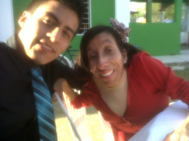 Mi buen amiguito Jose y yo