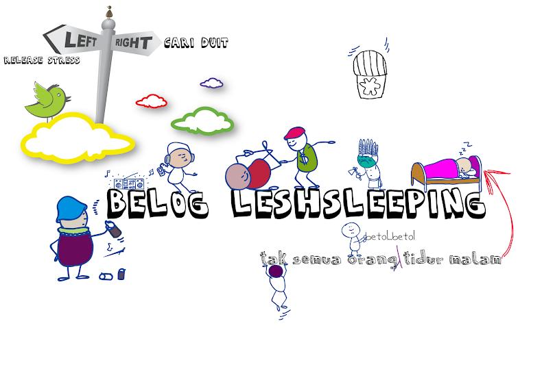 leshsleeping corner