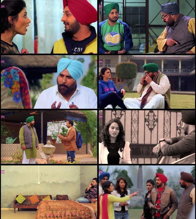 Lovely Te Lovely 2015 Punjabi 480p HDRip