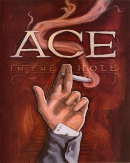 Ace in the Hole, Mr Lucky Poker
