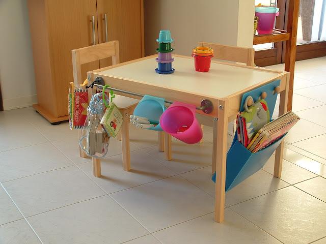 Интерактивный детский стол своими руками 68