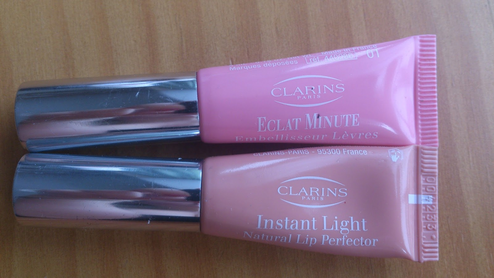 Instant Light Natural Lip Perfector Ingredients