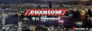 Phantom Ultra 3 HD atualização