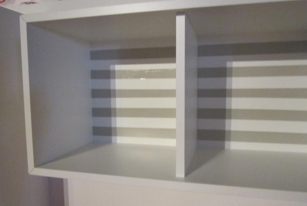 Parete A Strisce Verticali ~ Design casa creativa e mobili ispiratori