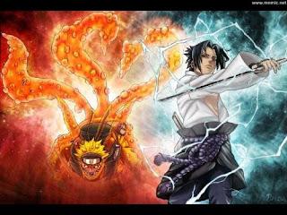 Animes recomendados = Naruto