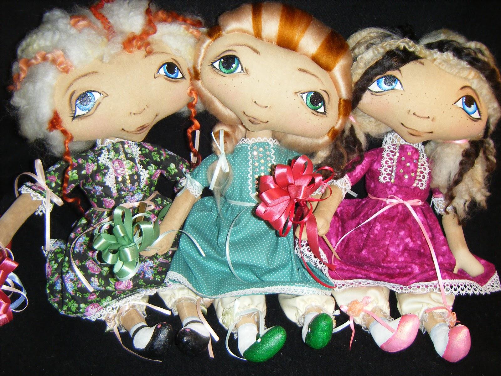 Куклы своими руками из ткани: пошаговые мастер-классы с фото 5