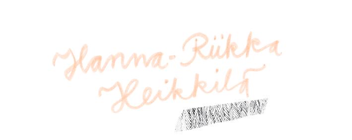 Hanna-Riikka Heikkilä