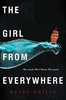 The Girl from Everywhere, Heidi Heilig, Top Ten Tuesday, InToriLex