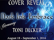Dark Ink Embrace Cover Reveal & Giveaway