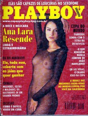 Ana Laura Resende - Playboy 1994
