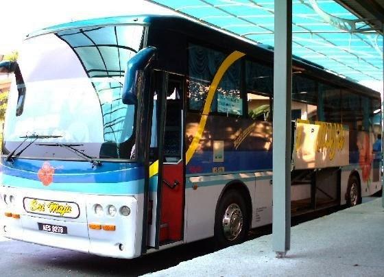 Shah Alam bus terminal