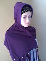 jilbab arzeti polos
