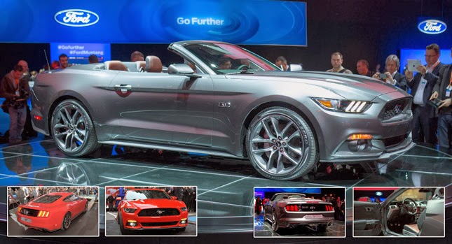 Next Ford Mustang Redesign 2015 Ford Mustang Redesign