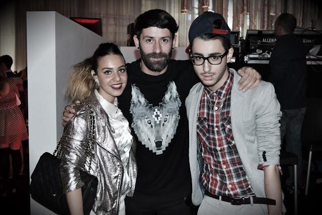 Insider – Castro Fashion Show s/s 2013