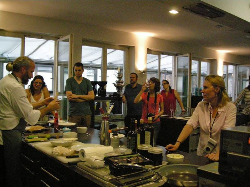 Flavour Pairing Workshop mit Heiko Antoniewicz und Bloggern (2)