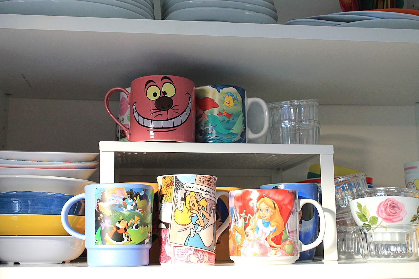 dina fragola: my alice in wonderland collection - in the kitchen