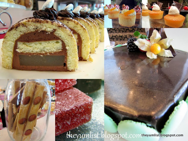 French Hi Tea, Hilton Hotel, Kuala Lumpur, Cosmos Lounge, Champagne, Afternoon tea