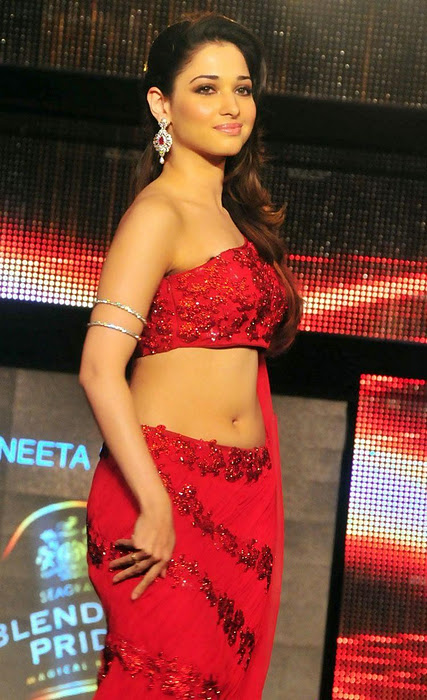 Tamanna Red Hot Photos