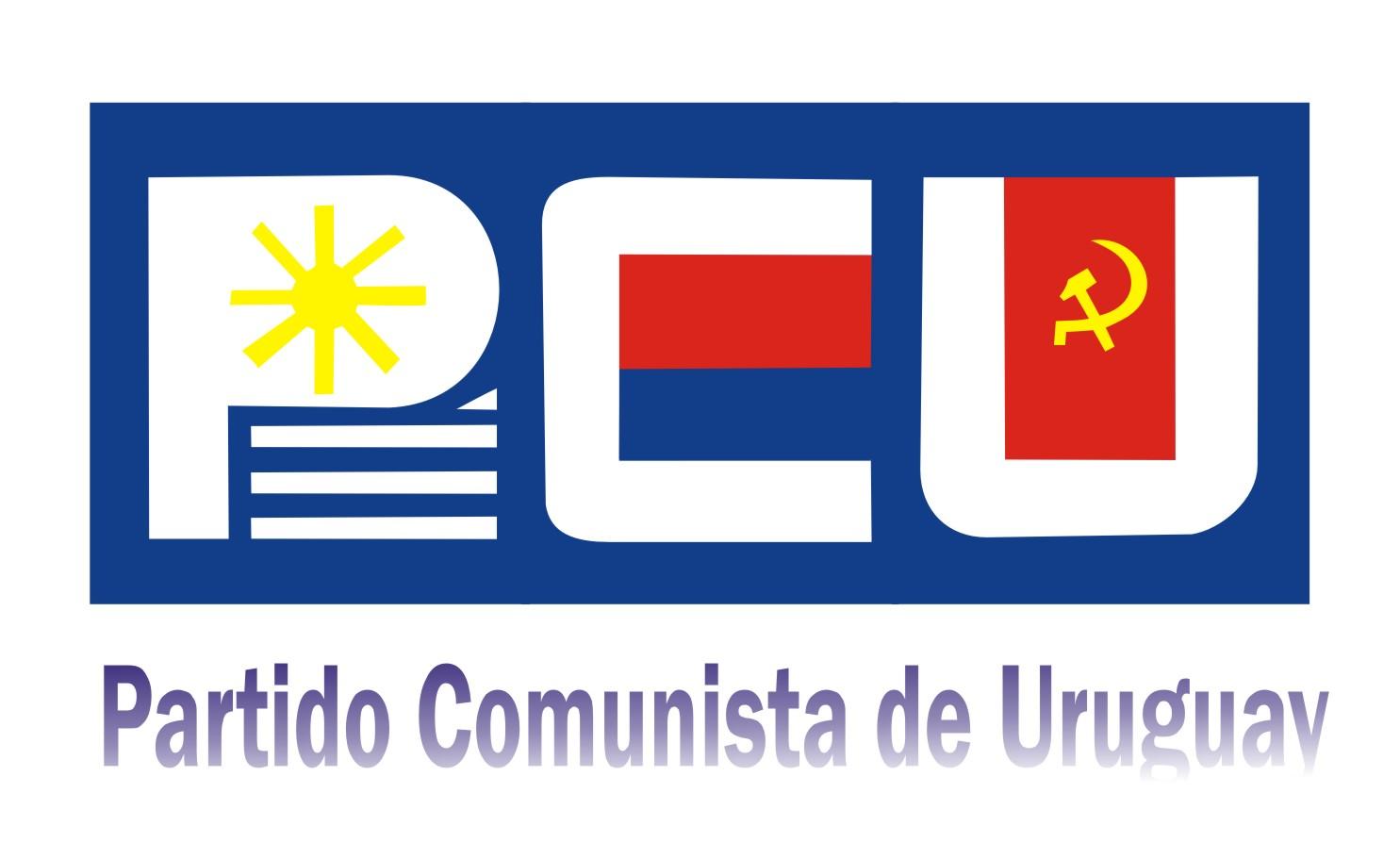 Comunicado del Partido Comunista de Uruguay Logo+pcu