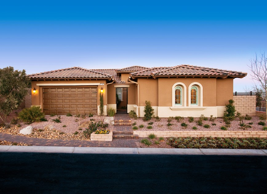Las Vegas New Home Deals: Bellante at Inspirada New Homes by Toll ...
