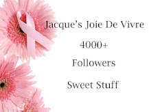 Jacques reached 4000 followers.. Yipee