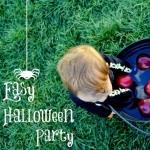Easy Halloween Party Ideas     Best Birthdays