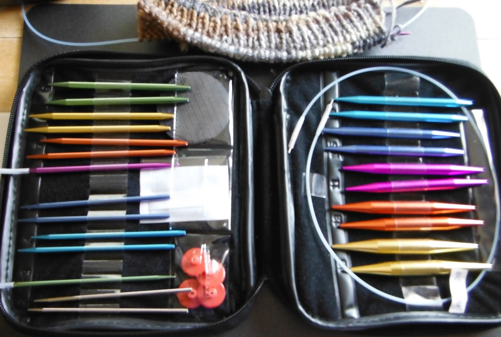 Knitting Set : Related keywords suggestions for interchangeable