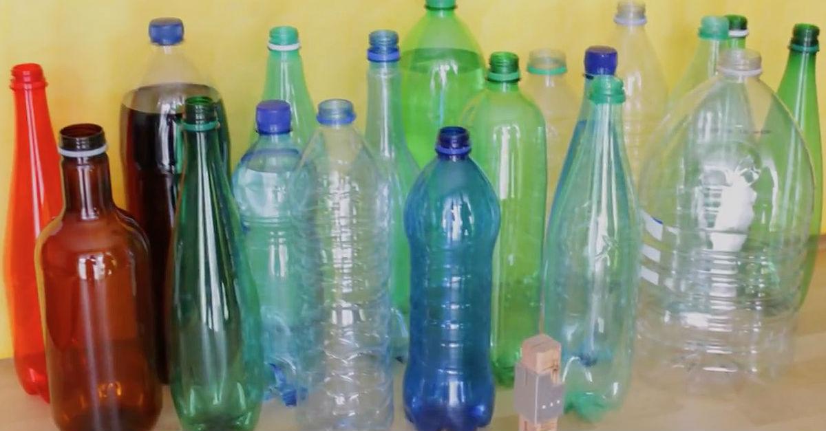10 diy creative ways to reuse plastic bottles diy craft for Ways to recycle plastic bottles