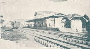Barbacena Estação Ferroviaria