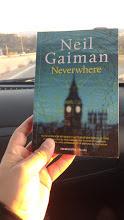 Estoy leyendo: Neverwhere - Neil Gaiman