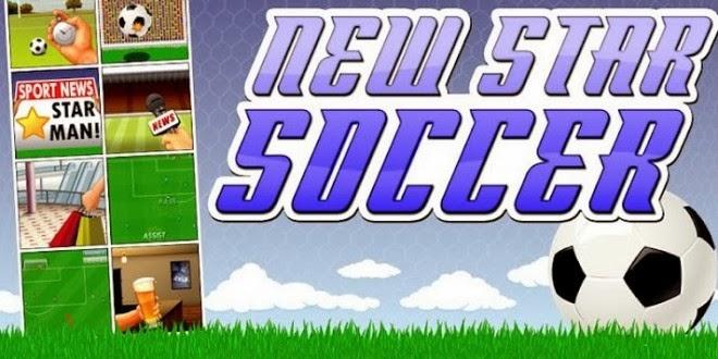 New Star Soccer v1.57 – Hileli APK İndir