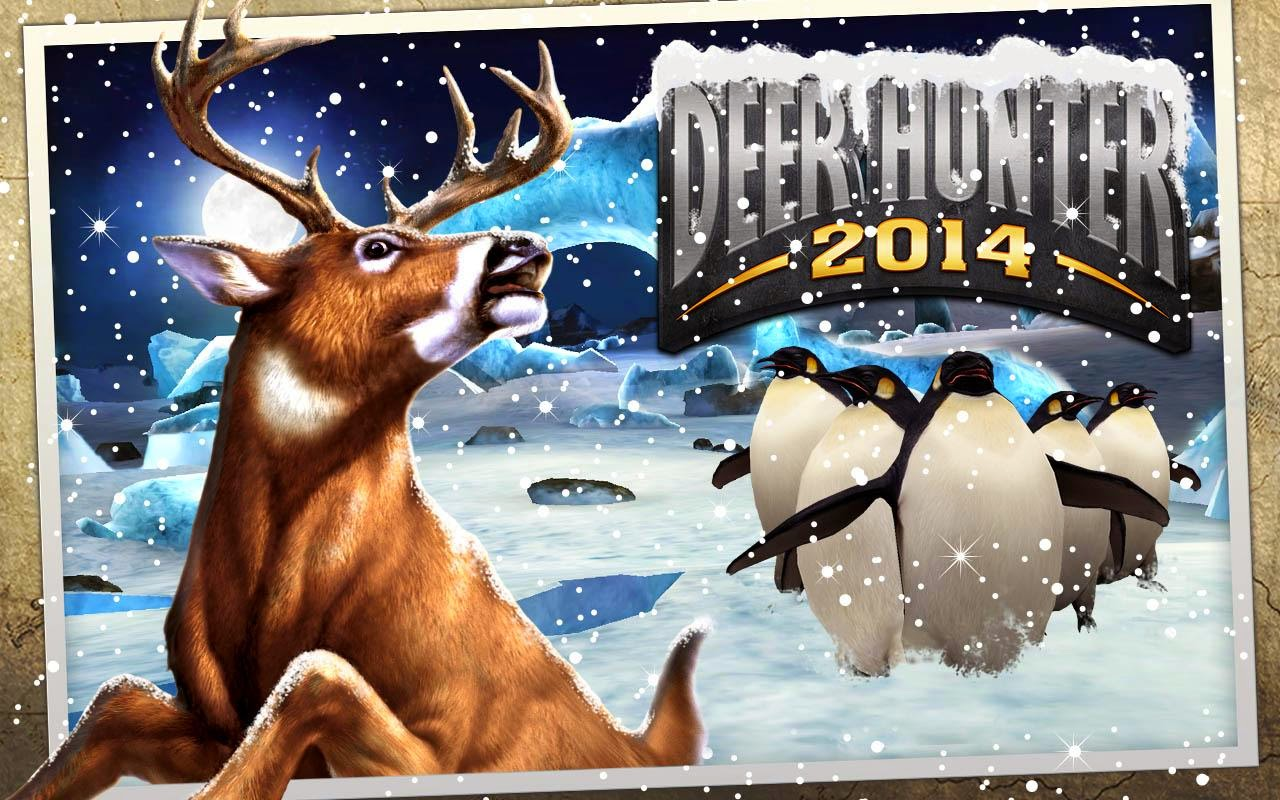 deer hunter 2014 apk data