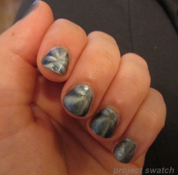 Sinful Colors Polar Opposites NOTD and Magnetic Nail Polish Magnet ...