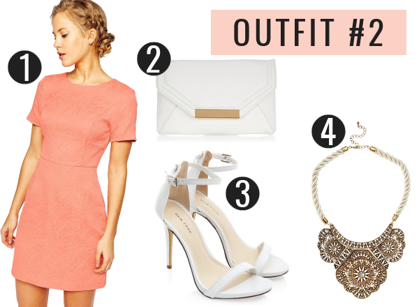Wedding Guest Outfit Inspiration SS15