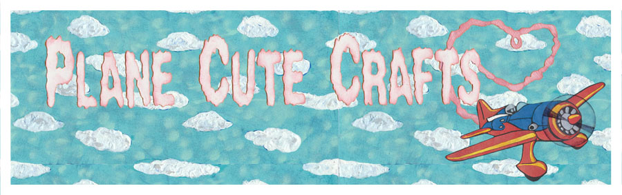 Plane Cute Crafts
