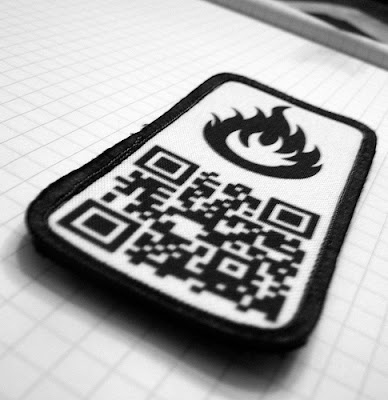 Cool QR Code Inspired Products and Designs (15) 8