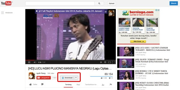 Cara Download Video Terbaru Terbaik 2014