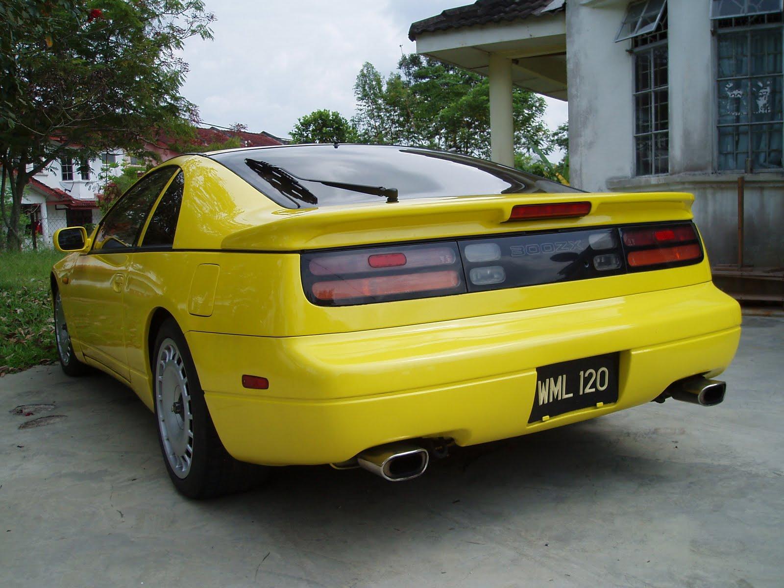 Nissan FAIRLADY Z Yellow HD Wallpaper get it now! - nissan fairlady z yellow wallpapers