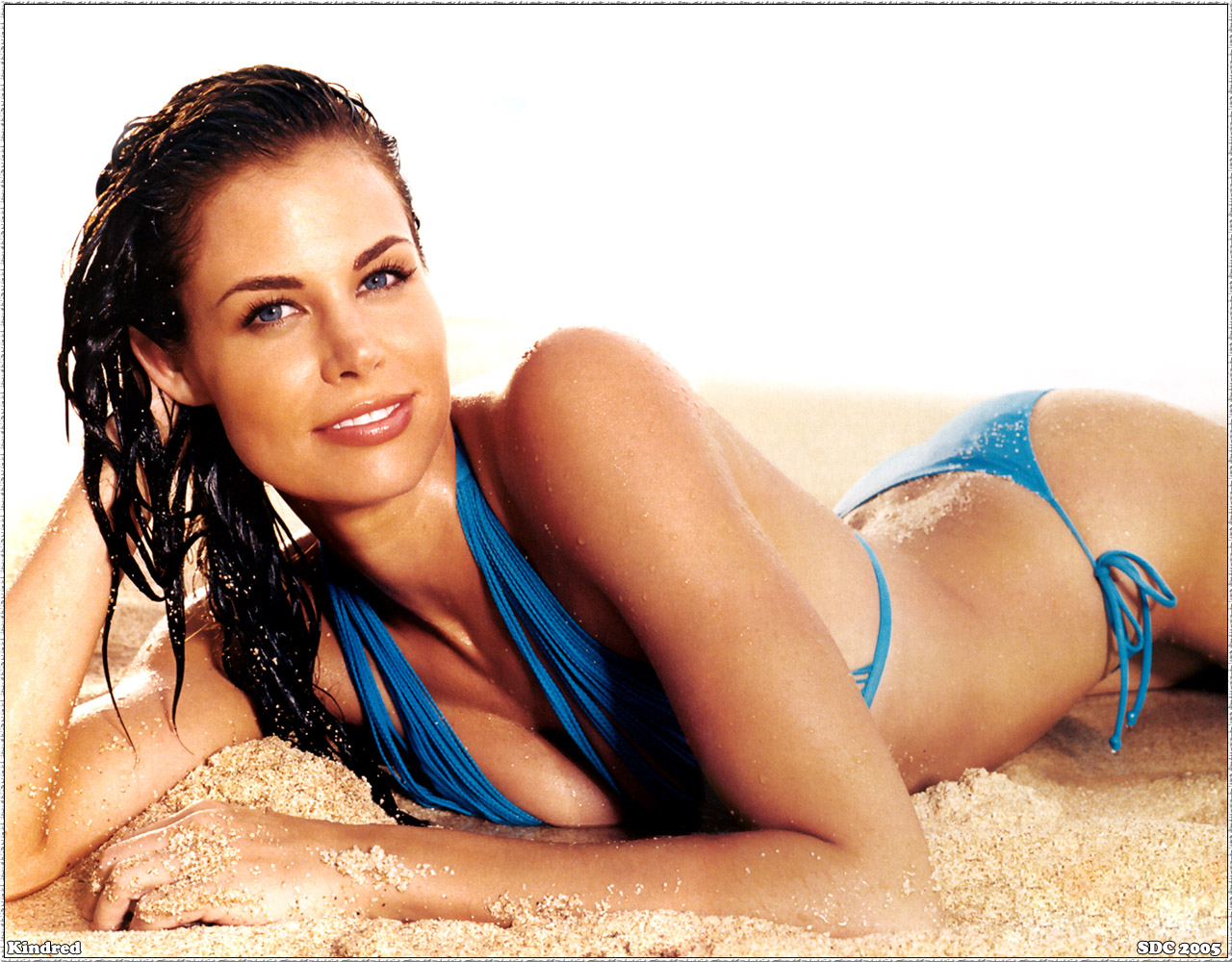 Hot! brooke burns topless