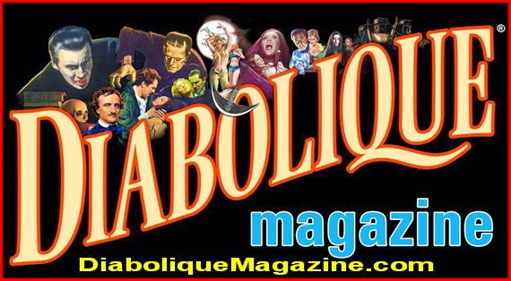 "DIABOLIQUE ""The Premiere Horror Genre Magazine"""