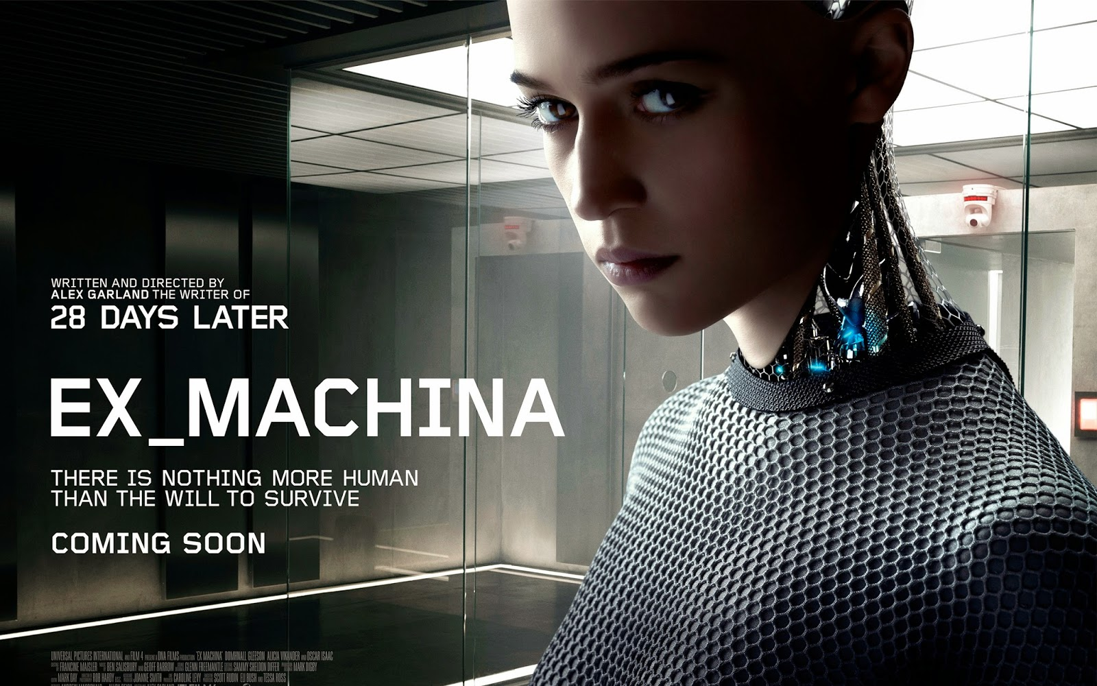 info review Sinopsis Film Ex Machina (2015) Bioskop