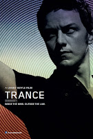 James McAvoy Trance Poster