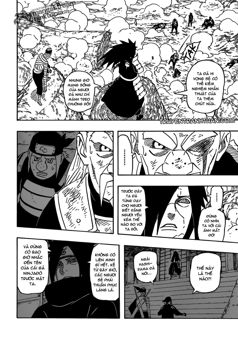 Naruto - Chapter 562 - Pic 2